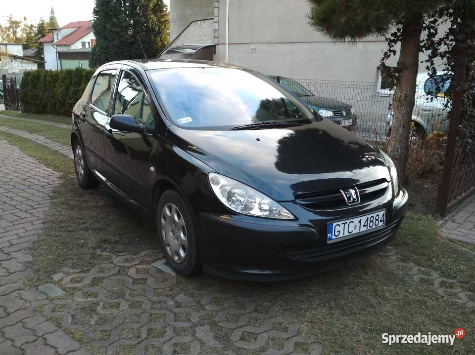Peugeot 307 1,4HDI