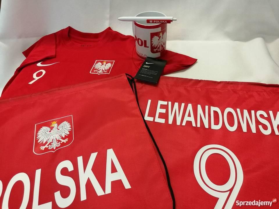 WOREK NA BUTY KOSZULKA PLECAK KUBEK POLSKA Piłka nożna Kraków sprzedam