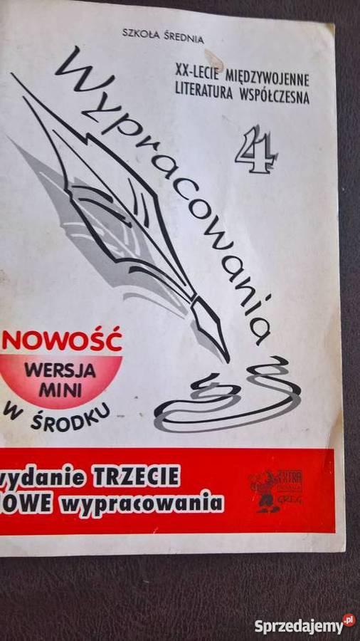 Dwudziestolecie miedzywojenne Literatura Wrocław