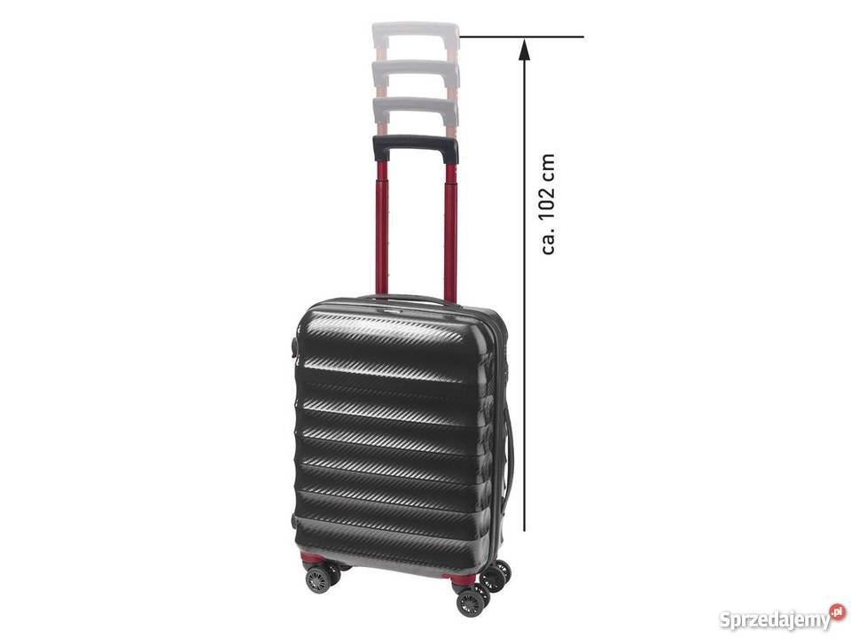 93d31be430e64 Poliwęglanowa walizka Top Move® Nowa Chojnów - Sprzedajemy.pl