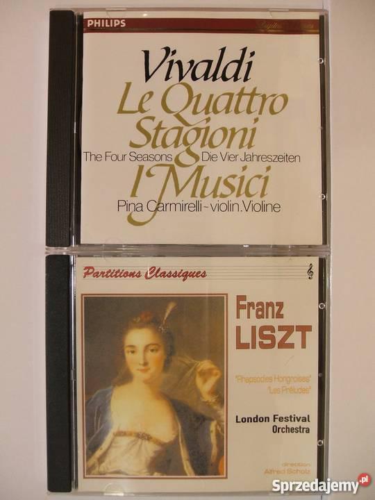 Muzyka Klasyczna Poważna Taneczna Różni Kompozytorzy