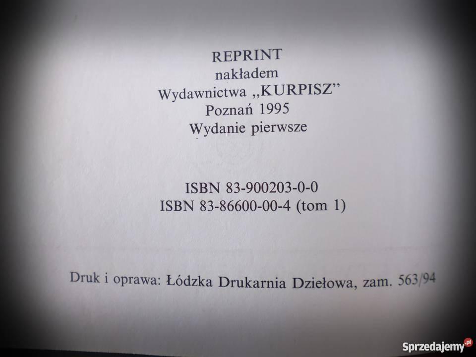 Ilustrowana Encyklopedia Gutenberga śląskie Katowice