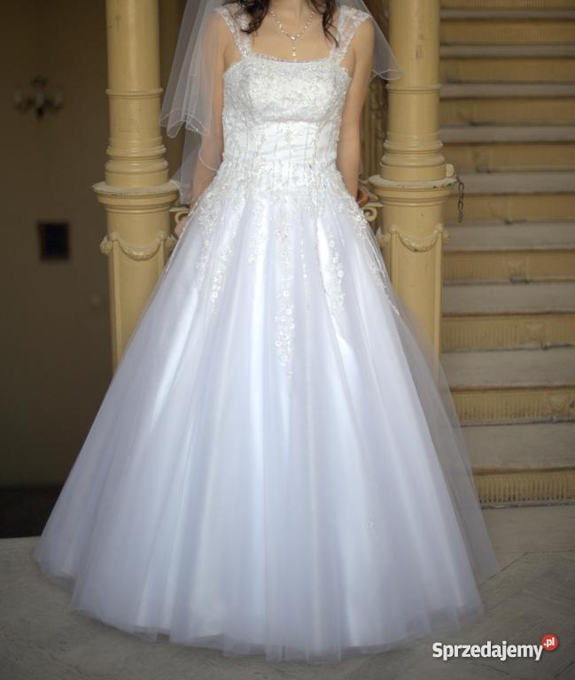 Suknia ślubna Impresja Rozmiar 36 Sprzedam Sprzedajemypl