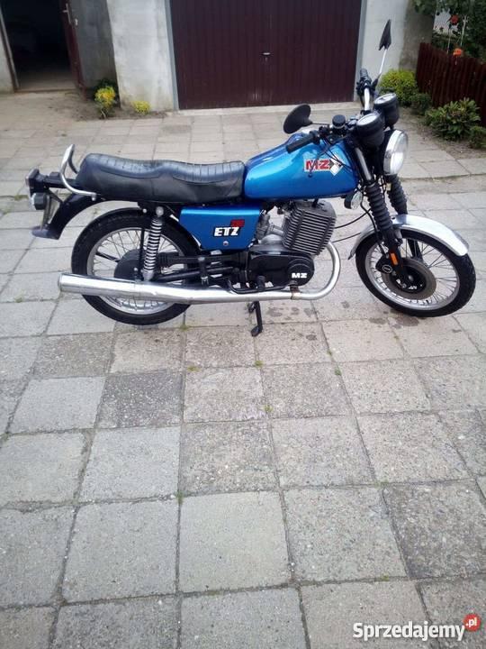 MZ-TS 250 Wodzisław - Sprzedajemy.pl