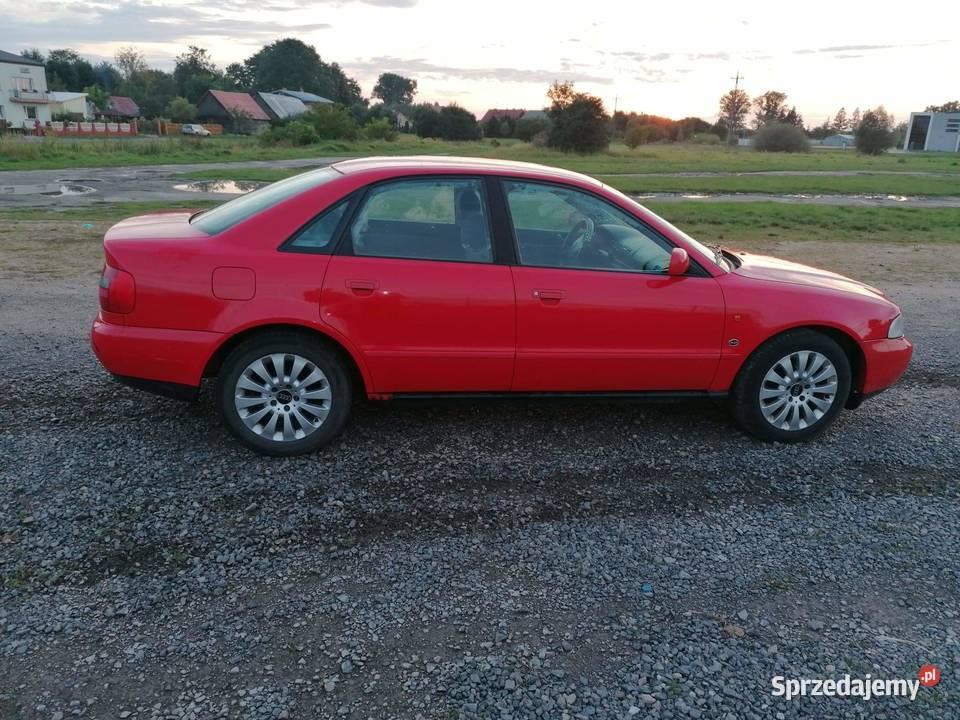 Sprzedam Audi a4 b5 1.6 b+lpg
