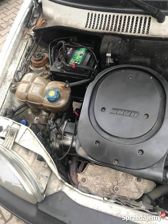 Fiat Seicento Vat Vat1 FV 23 Uszkodzony Koszty 54KM śląskie Katowice