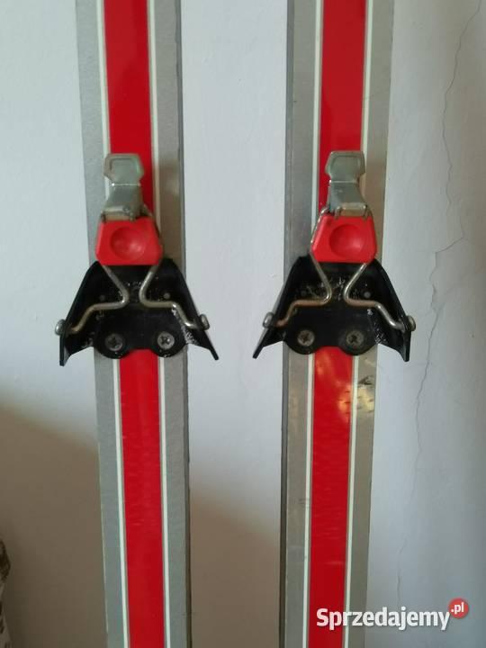 Sprzedam narty biegowe Rossignol Oslo AR 215 cm PLN 150,