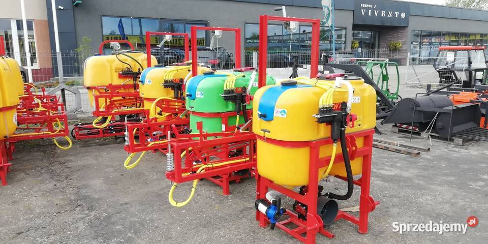Opryskiwacz polowy zawieszany KWAS /JAR MET 300 litrów