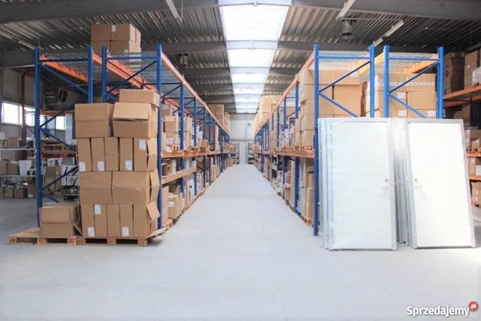 GDAŃSK - 3200 m2 - hala produkcyjno magazynowa - 3200 m2