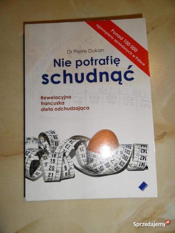 Nie potrafię schudnąć książka Pierre Dukan - nowa i używana - sunela.eu