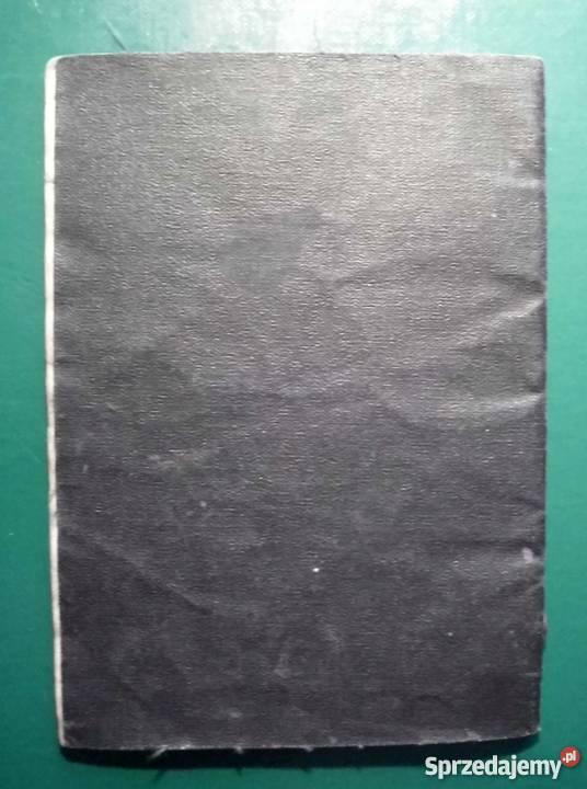 Dowód tożsamości KONIA 1949 sprzedam Kraków sprzedam