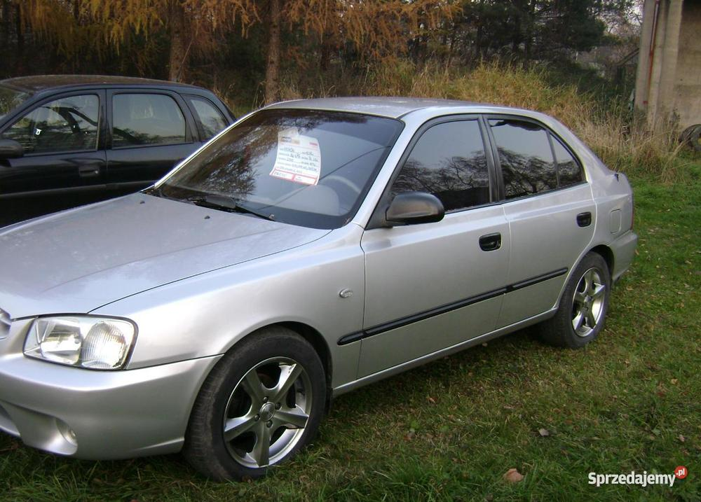 Hyundai accent gaz klima for Garage hyundai 78