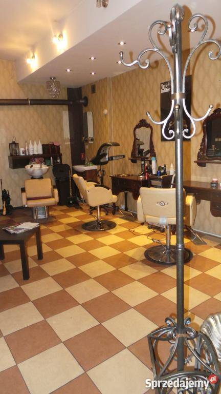 Odstąpie Salon Fryzjerski Wrocław Sprzedajemypl