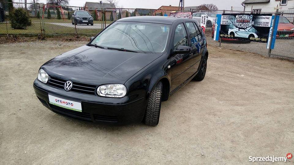 Volkswagen Golf IV możliwa zamiana Kowalin