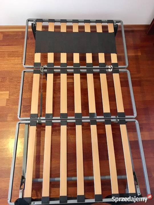 Fotel łóżko Stelaż Rozkładany Rama Sofa Salon Ikea