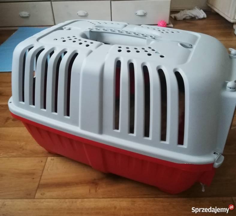 a7937c95afa205 Transporter dla małego psa, kota, królika do 10kg Nowy. Włos ...