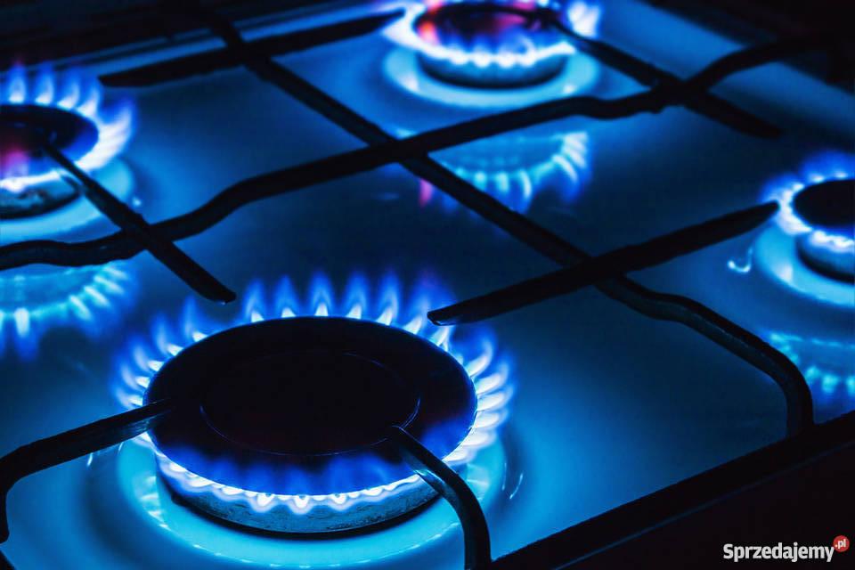 Fantastyczny podłączenie kuchenki gazowej cena - Sprzedajemy.pl CC43
