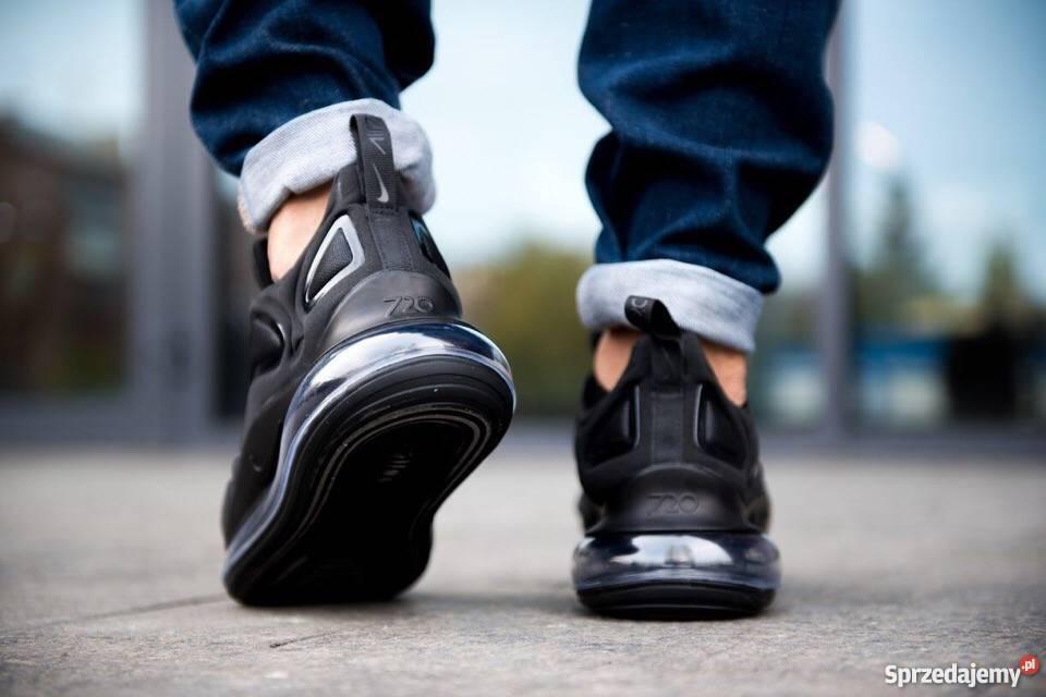 Buty Nike Air Max 720 Noir r41 44