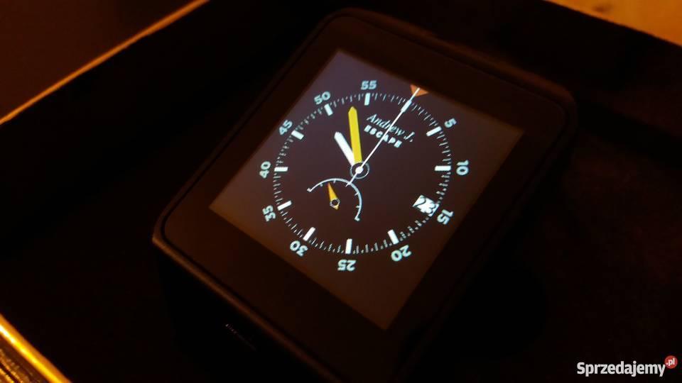 Smartwatch QW09 androd 3G wifi bluetooth 40 Slot kart pamięci dolnośląskie Wrocław