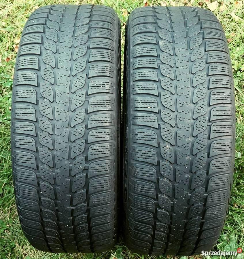 Opony Zimowe Bridgestone Blizzak Lm 25 20555r16 Runflat Wwa