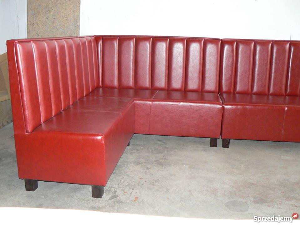 loże boksy meble do lokali sofy kanapy śląskie