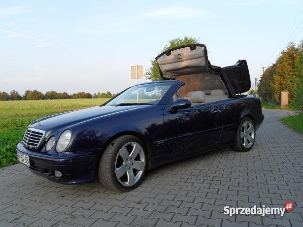 mercedes clk 200 cabrio elegance super stan. Black Bedroom Furniture Sets. Home Design Ideas