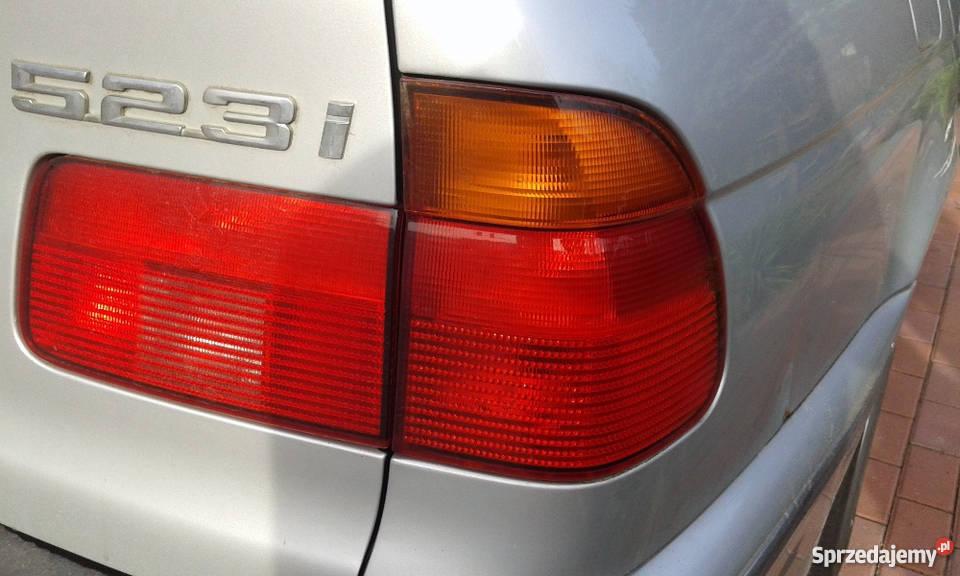 Lampa Tył Tylna Prawa Lewa Bmw E39 Kombi