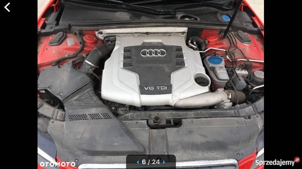 Audi A5 Sline Coupe Super Stan i wygląd Idealny CD A5