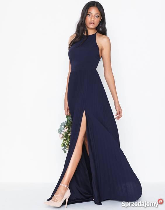 44ae1ddc3e24e6 sukienka koronka odkryte plecy - Sprzedajemy.pl