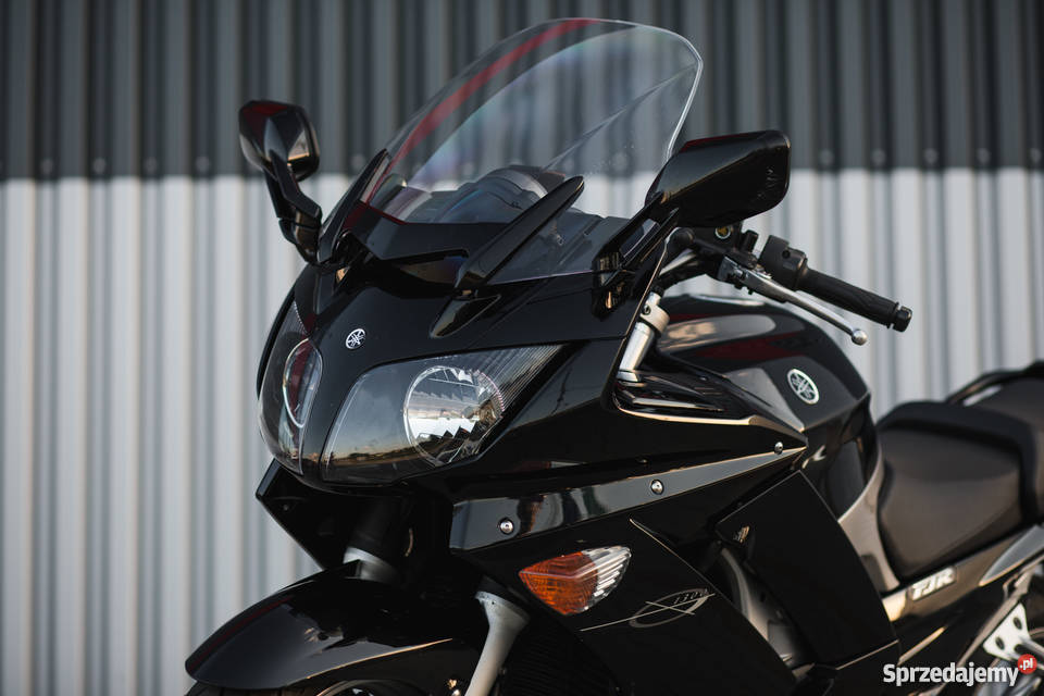Yamaha FJR1300 9200 PRZEBIEGU Idealny stan nowy podlaskie Białystok