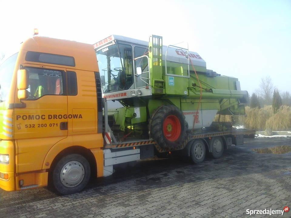 Bardzo dobra transport domków holenderskich,pomoc drogowa,laweta Wejherowo GZ07