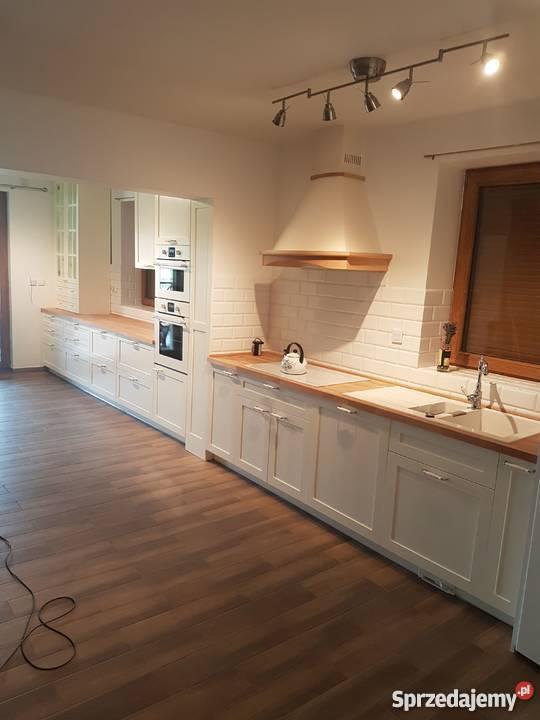 kuchnie drewniane na każdy wymiar lite drewno toru�