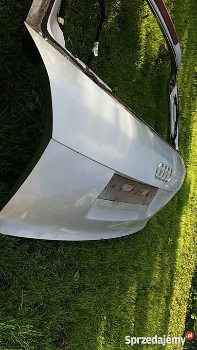 Audi A4 B6 Ly7w Klapa Tył Bagażnik Avant Karsin Sprzedajemypl