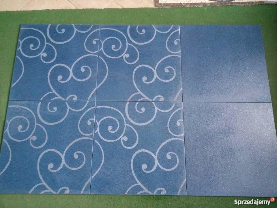 Promocja Patchwork Gresowy Cristallo Blu
