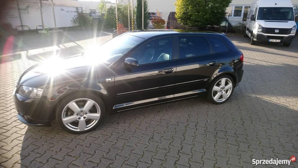 Audi a3 Sline Quattro aluminiowe felgi A3 Chełmno