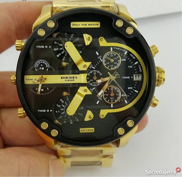 bf5e8b479d7b57 zegarki diesel męskie - Sprzedajemy.pl