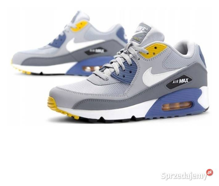 BUTY NIKE AIR MAX 90 ESSENTIAL LEATHER r 42 EUR