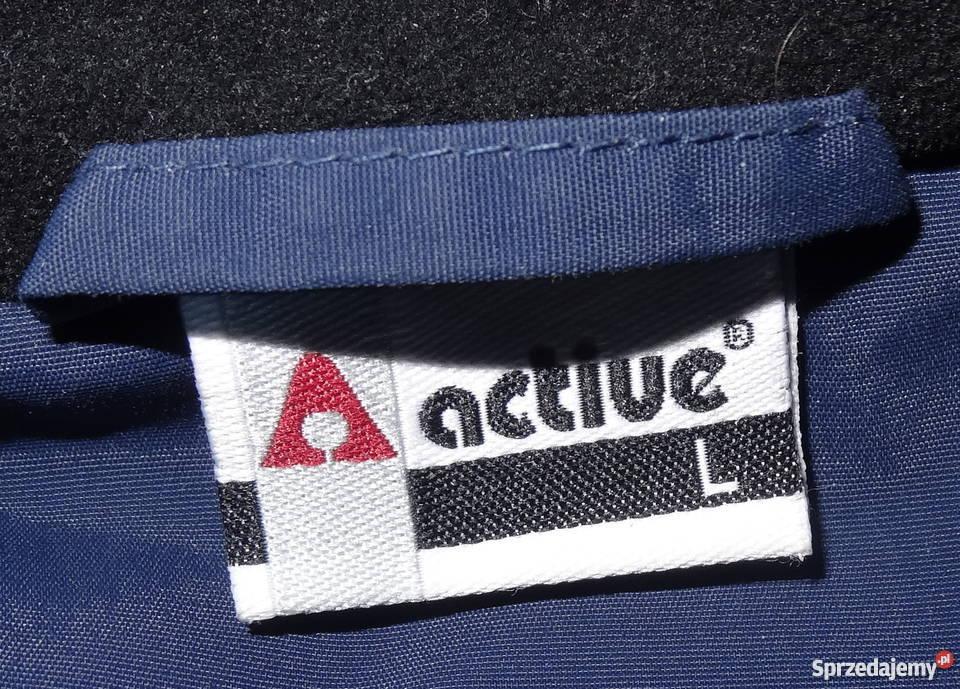 Kurtka narciarska unisex L Active Warszawa