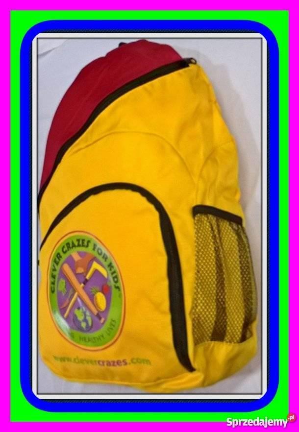 ea02937046f32 oryginalne plecaki szkolne - Sprzedajemy.pl