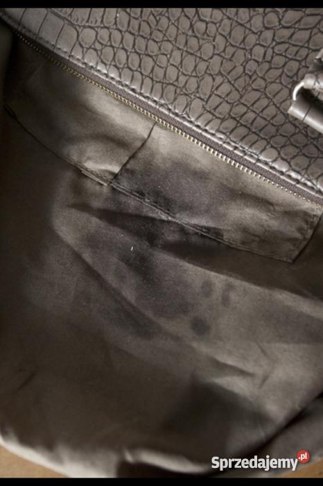 9aa8b59c32fc3 torebka kuferek wąż duża pojemna modna Torby i torebki Tomaszów Mazowiecki