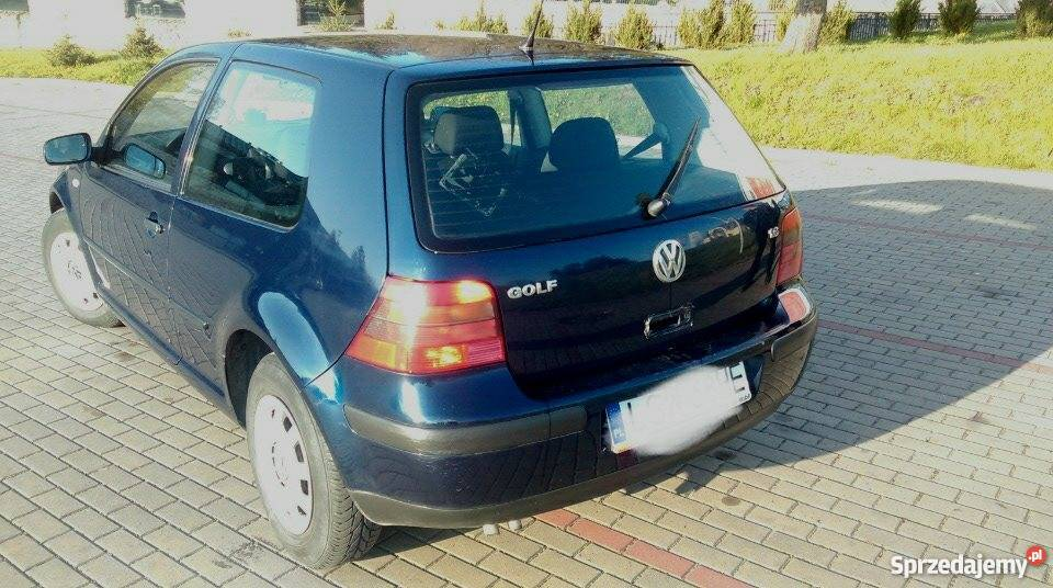 Volkswagen Golf IV4 Aktualne Opłaty Zamość sprzedam
