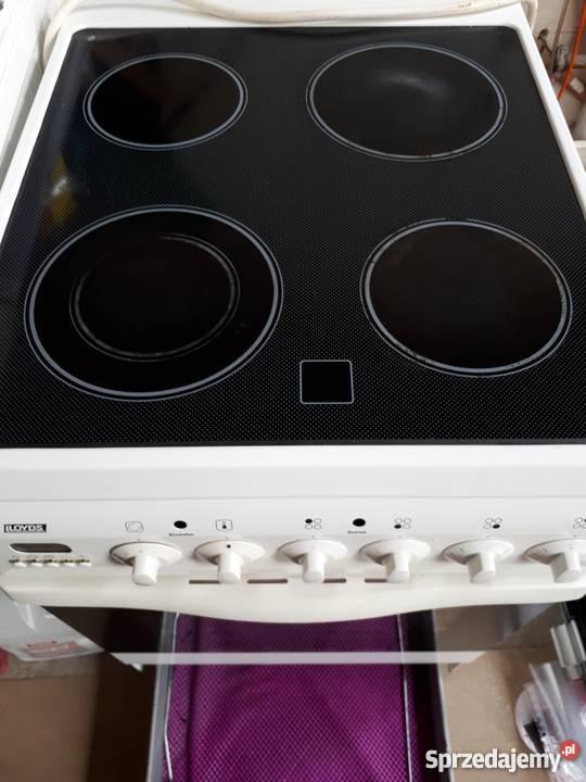 Kuchenka Elektryczna Lloyds 50cm Zasilanie 230 400 V