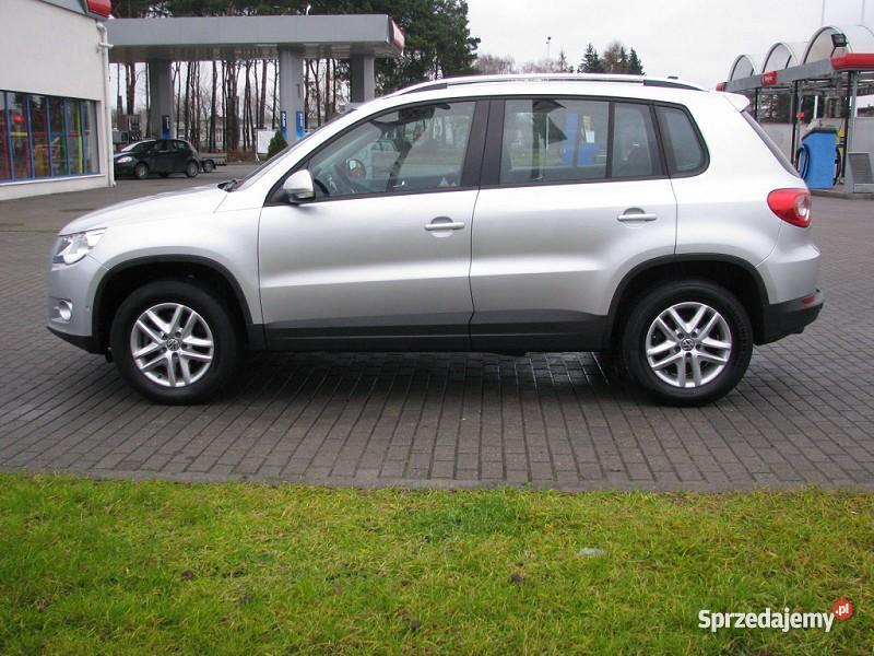 Do Volkswagen Tiguan 2009 120000km Włocławek