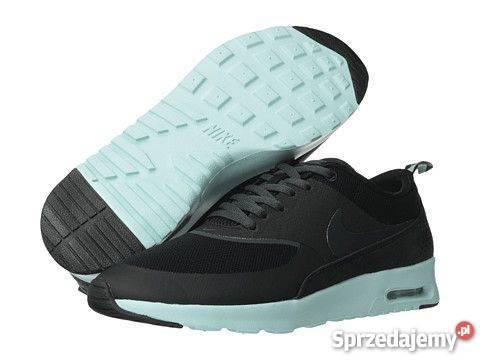 Nike Air Max Thea BlackBlue STAN BARDZO DOBRY