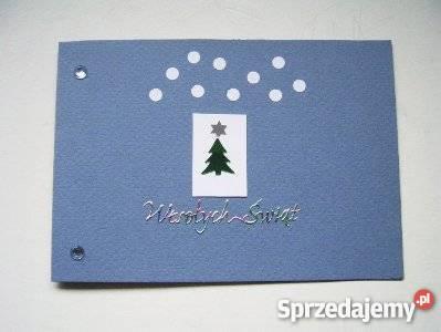 Wszystkie nowe kartki bożonarodzeniowe ręcznie robione Katowice - Sprzedajemy.pl BY02