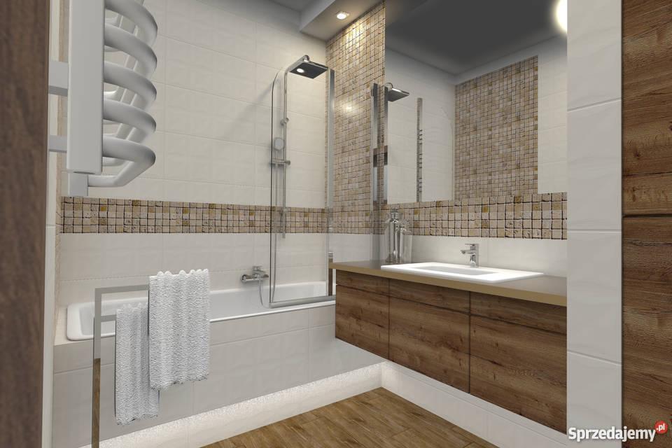 Remonty łazienek Wc Kuchni Pokoje Lub Mieszkania