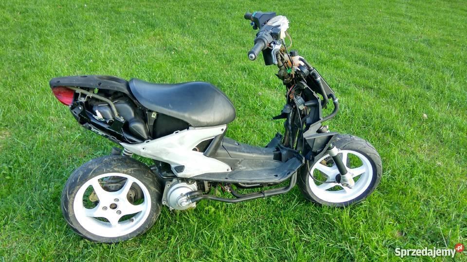 Scooter 50cc Mbk Nitro