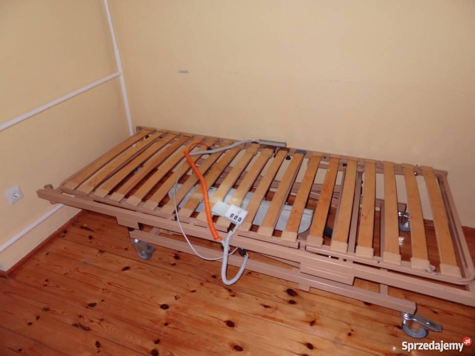 łóżko Na Pilota Dla Chorych Lub Niepełnosprawnych