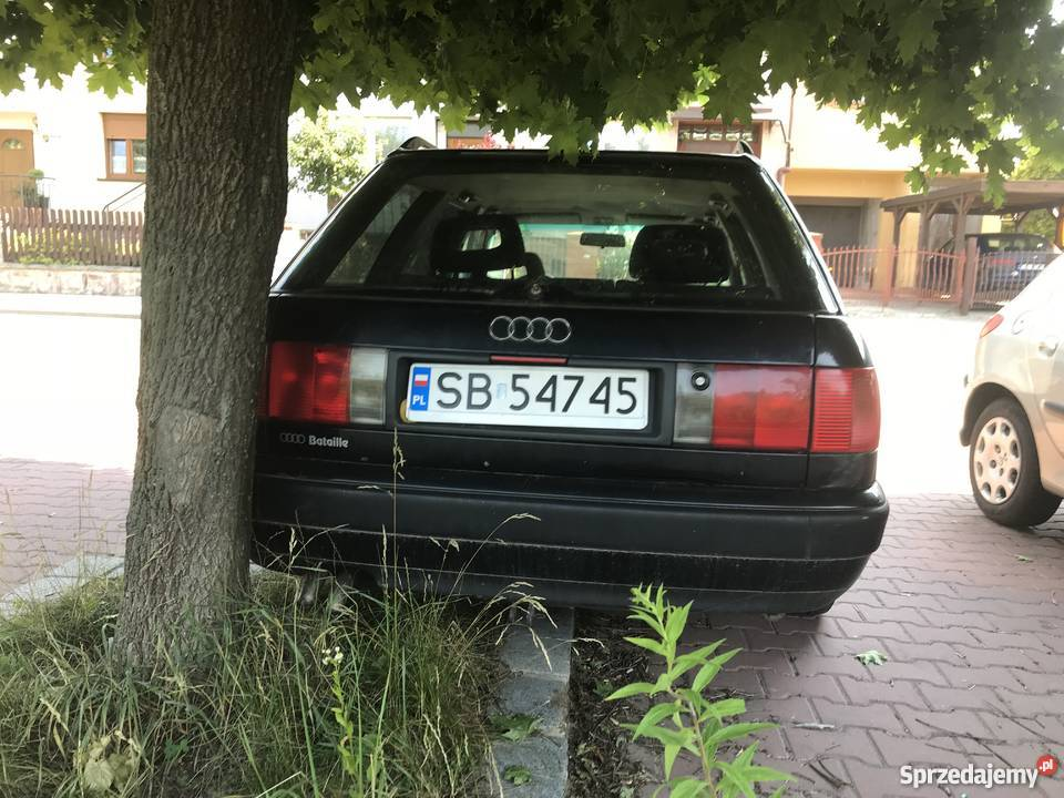 Audi 100 C4 25 TDI SPRAWNY ABS Gliwice