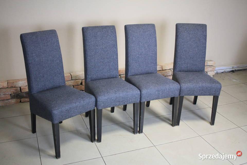 Krzesła tapicerowane - dużo sztuk, SUPER JAKOŚĆ